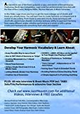 Jazz Guitar Lesson DVD Lage Lund Jazz Guitar Chordal Vocabulary Harmony Improvisation Learn Video Lessons