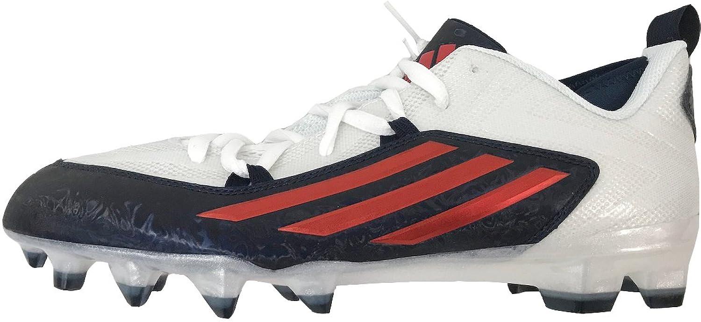 adidas Mens Crazyquick 2.0 Football Cleats (11 D(M) US, FTWWHT/CONAVY/POWRED) B073TNMC8H Parent