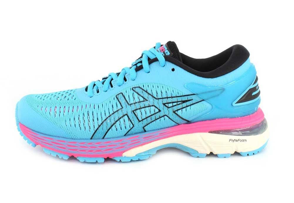 ASICS Gel-Kayano 25 Men's Running US|Aquarium/Black Shoe B077MMTFPQ 11.5 B(M) US|Aquarium/Black Running f1aa05