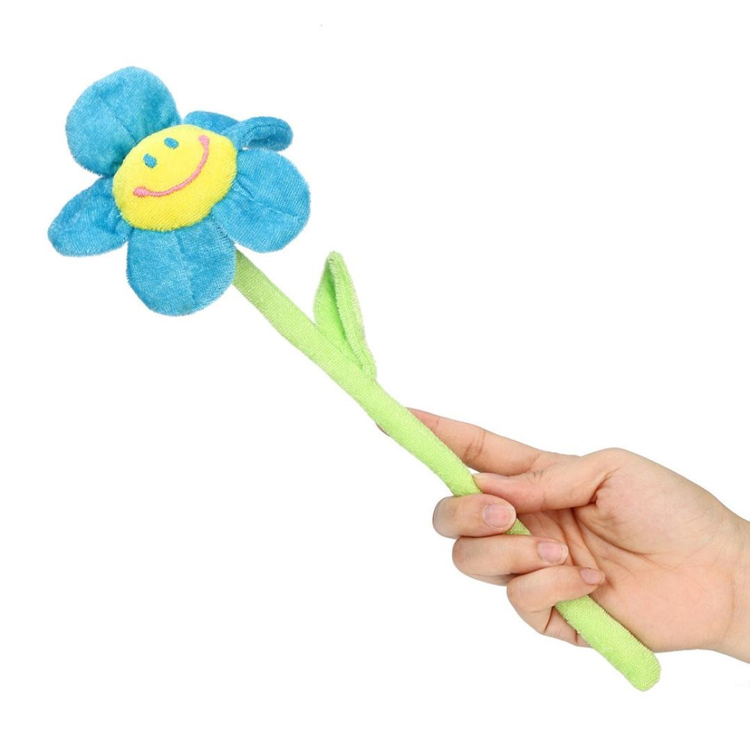 Amazon Jumbo Plush Daisy Flower With Smiley Happy Faces