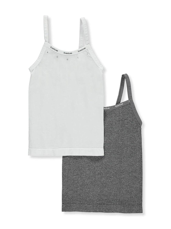 bebe Girls' 2-Pack Camis