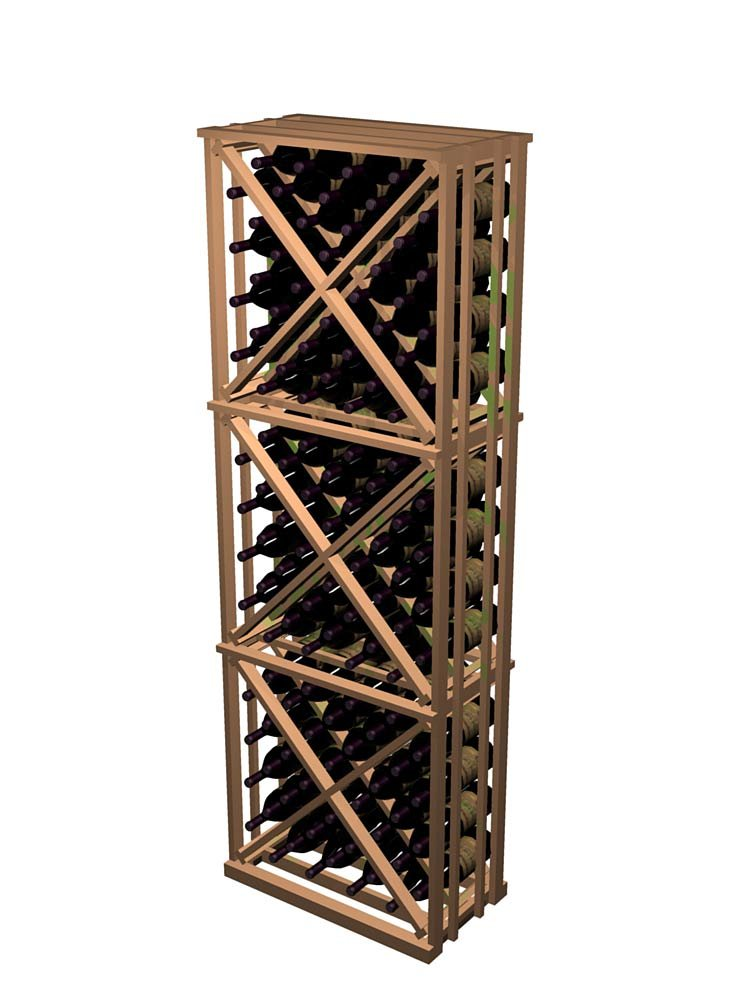 Designer Series Wine Rack - Open Diamond Cube by Wine Cellar Innovation