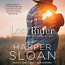 Lost Rider: Coming Home, Book 1 Audiobook by Harper Sloan Narrated by Elizabeth Louise, Jason Carpenter