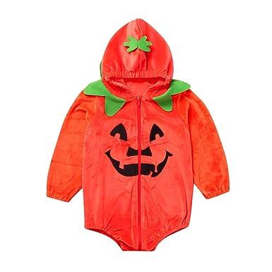 YWLINK Disfraz De Halloween NiñO NiñA ReciéN Nacidos Capucha De ...