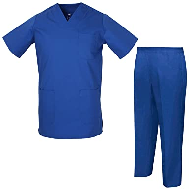 MISEMIYA - Uniformes Sanitarios Unisex Uniformes Médicos Enfermera Ddentistas Ref.T817883