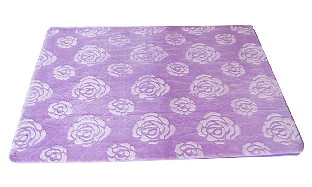Rose Floral Multi-size Area Door Mat Floor Rug Runner Fluffy Memory Foam Skidproof LivebyCare Doormat Entry Carpet Decor Front Entrance Indoor Outdoor Mats for Women Teens Girls Yoga Dance Exercise