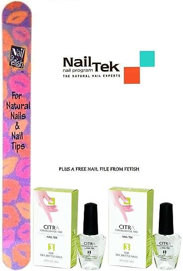 Nail Tek Citra 3 Nail Strengthener Review