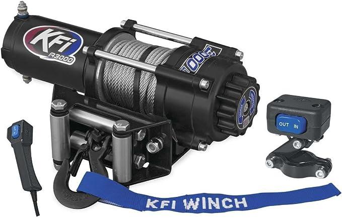 KFI - Soporte de montaje específico para Honda TRX650 Rincon ...
