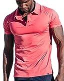 Barbell Apparel Men's Havoc Polo Short Sleeve Shirt