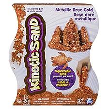 Kinetic Sand, 1lb Metallic Rose Gold