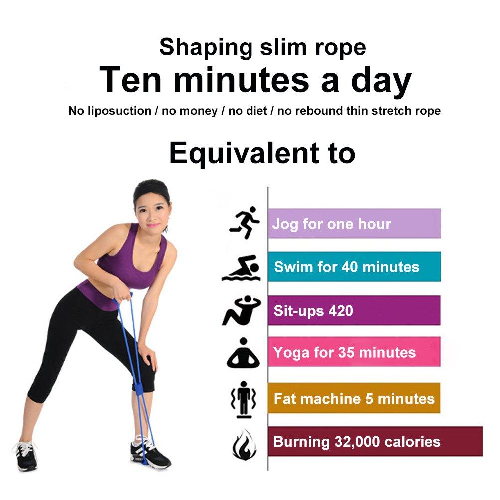 Amazon.com: Hopen - Banda de entrenamiento para ejercicios ...