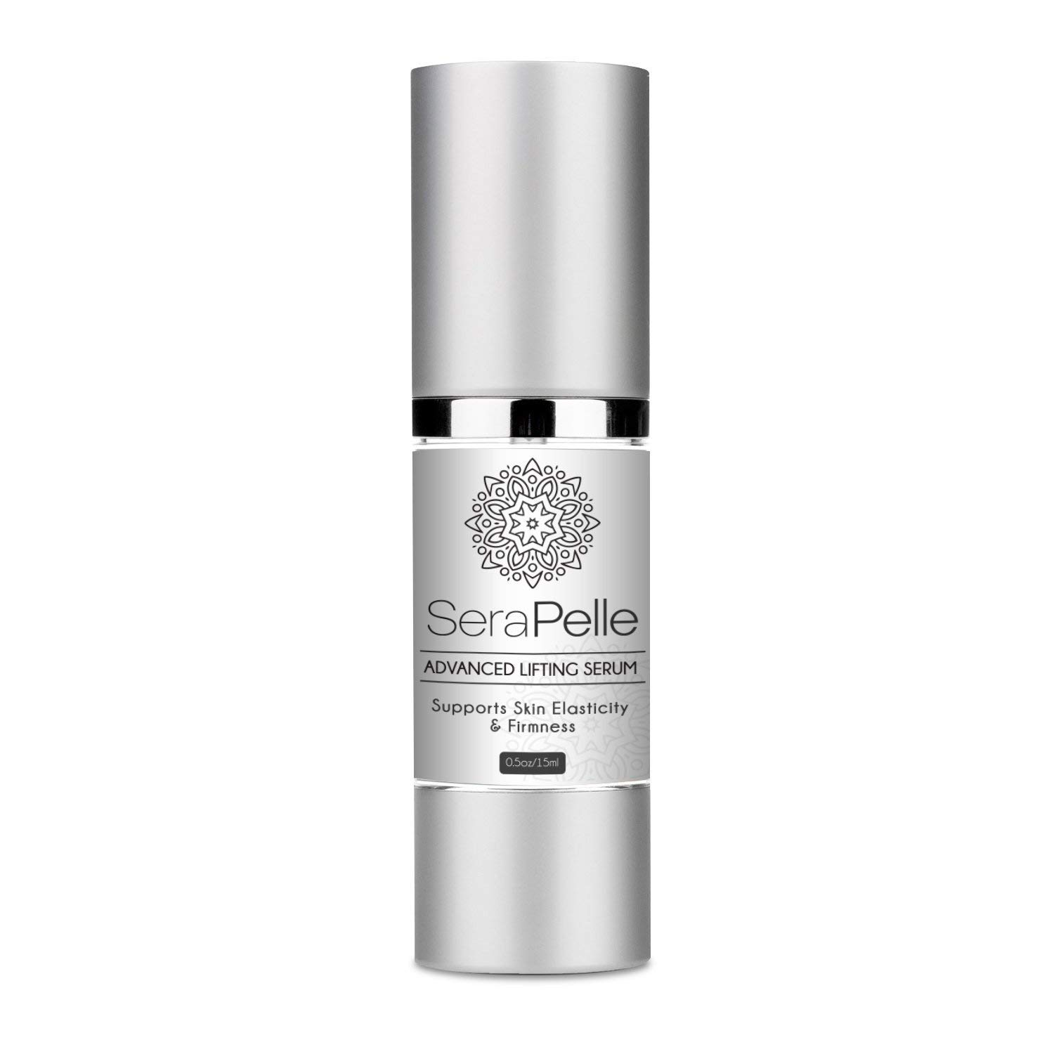 SeraPelle Advanced Lifting Serum 15ml/0.5oz Support Skin Elasticity and Firmness- Even Complexion and Brighten Overall Skintone