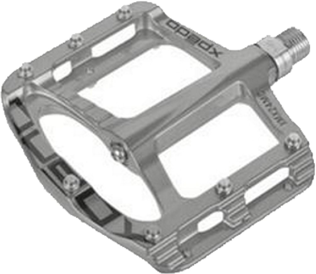Xpedo Spry BMX/MTB Pedal Silver by Xpedo