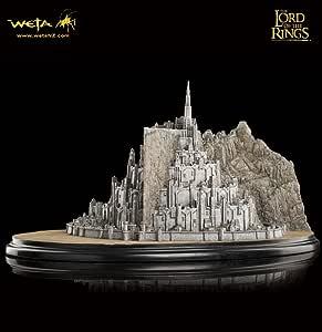 El Señor de los Anillos Diorama Minas Tirith: Amazon.es