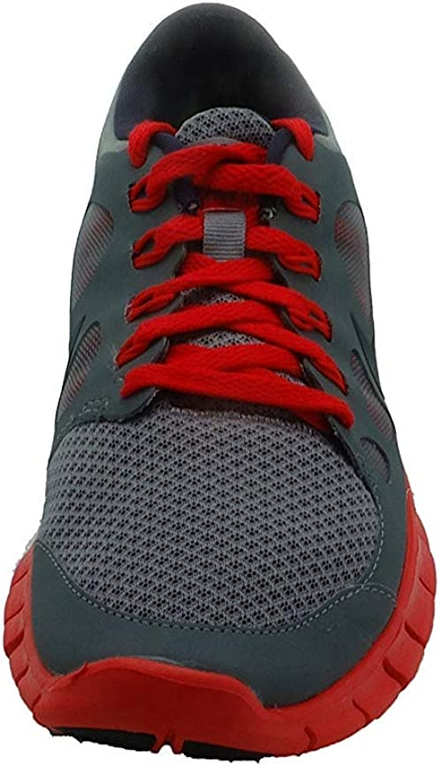 Nike 'Free Run 5.0' Running Shoe GreyRed Color Size 4