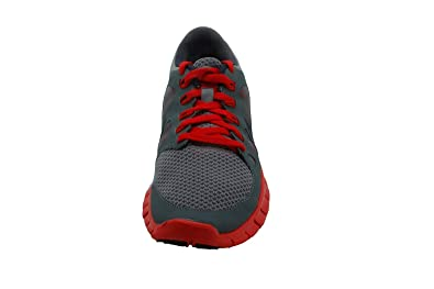 best service 3ce96 a969c Amazon.com | NIKE 'Free Run 5.0' Running Shoe Grey/Red Color ...
