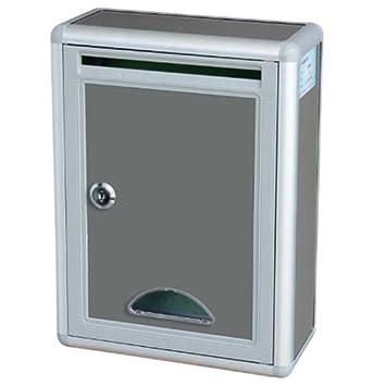 Amazon | [GLEOOD] 多目的 ミニ ボックス BOX 鍵付き 小型 意見箱 ポスト