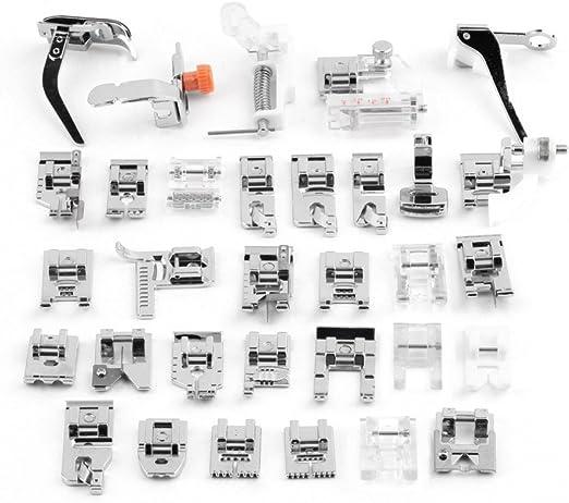 ELEOPTION Kit de máquina de Coser, Multifuncional, para máquina de ...