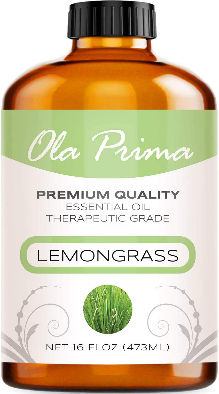 Premium Quality Lemongrass Essential Oil