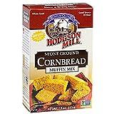 corn bread mix organic - Hodgson Mill Cornbread & Muffin Mix, 7.5-Ounce (Pack of 8)