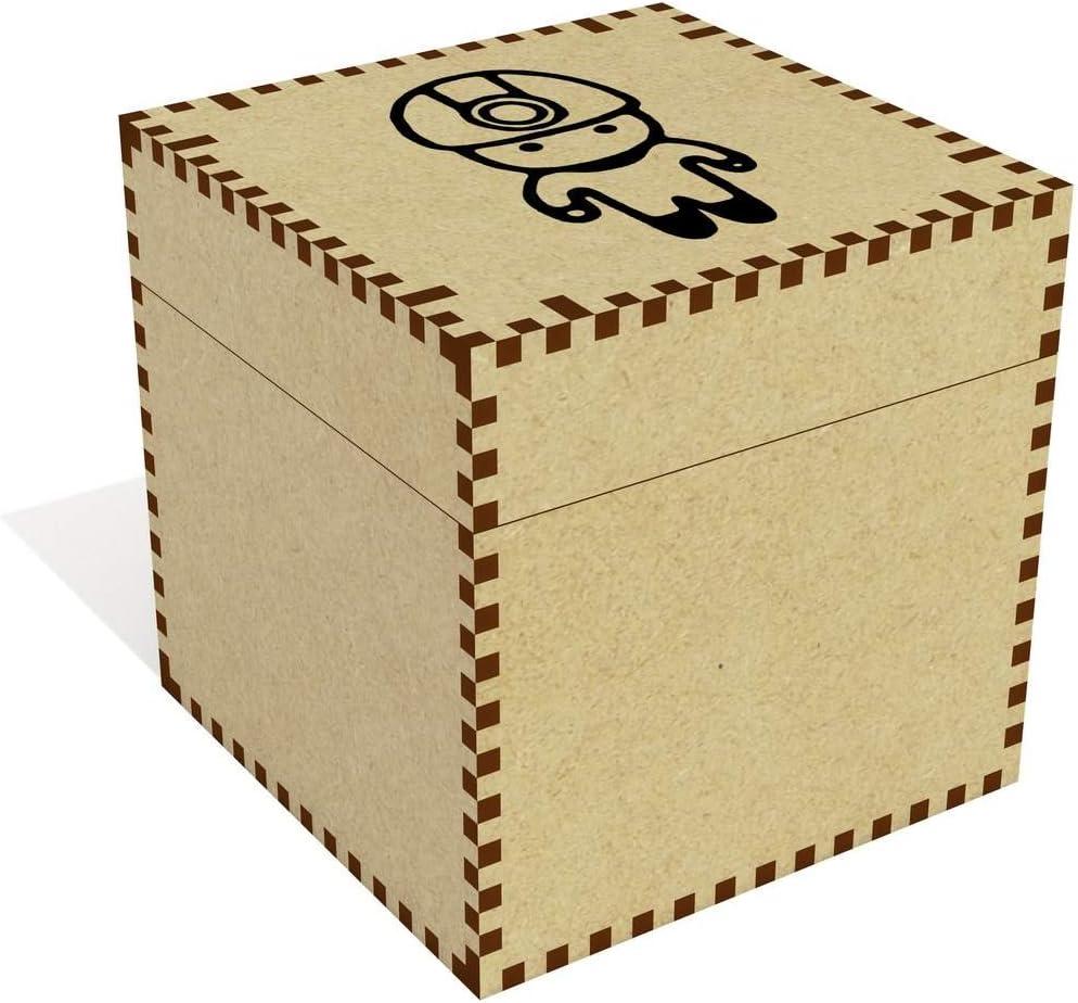 Grande Dibujos Animados de Minero Joyería Caja (JB00044409): Amazon.es: Juguetes y juegos