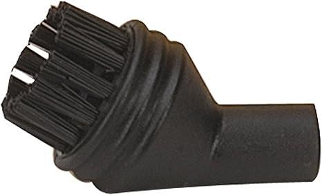 Clatronic AKS 827 Limpiador al vapor de mano, 3,5 bares presión, 8 accesorios, 5 metros cable, 1000 W, plástico, Amarillo y negro: Amazon.es: Hogar