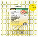Omnigrid R2595S 9-1/2-Inch Square Value Pack, 4-Count
