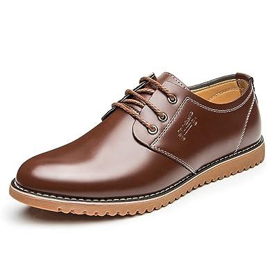 Lacet En A Pour Au Homme Cuir Chaussure Basse Mocassin 34R5AjL