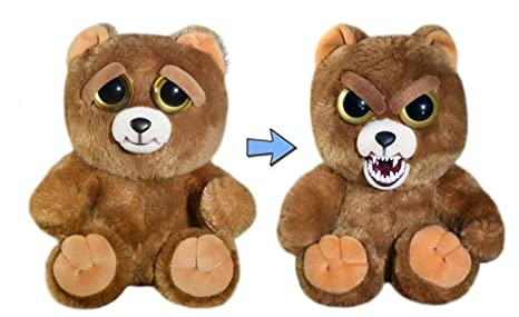 2bde9dfc1298 Amazon.com: Feisty Pets Sir Growls-A-Lot- Adorable Plush Stuffed ...