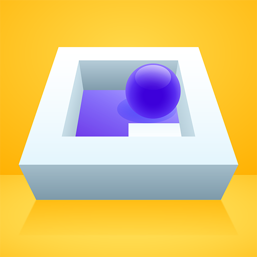 Amazing Roller - Paint The Maze: 2D Puzzle Free Game (2d Games)