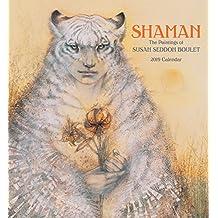 Shaman - Susan Seddon Boulet 2019 Calendar