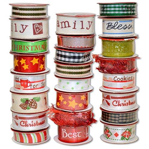 Morex Ribbon 900 24 1211 Christmas