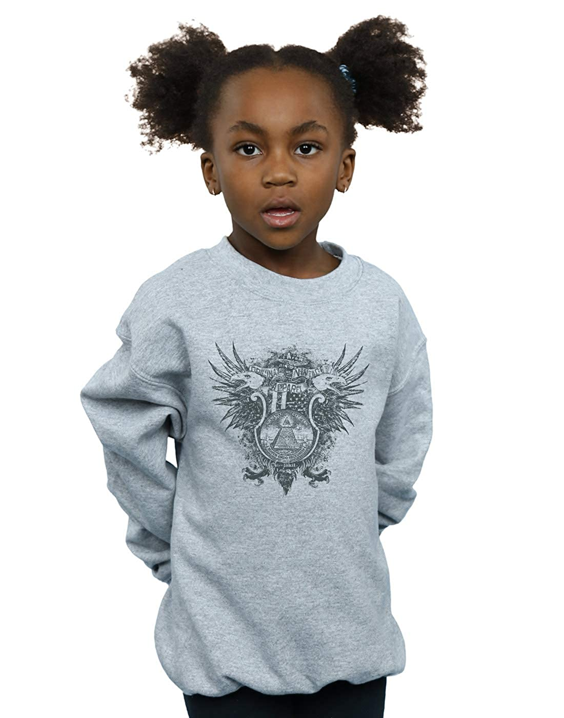 ABSOLUTECULT Drewbacca Girls England Flame Hoodie