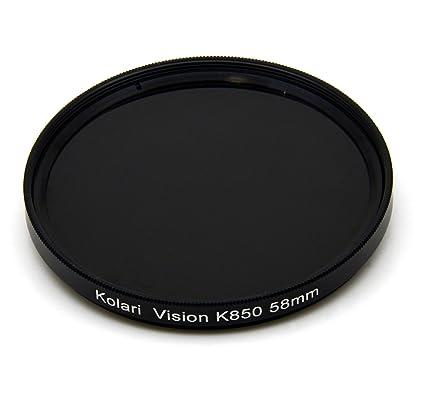 Amazon Kolari Vision 58mm Infrared 850nm IR K850 Lens Filter