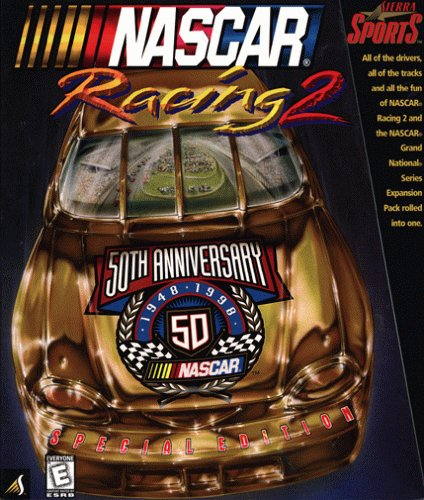 Sierra Sports: NASCAR Racing 2: 50th Anniversary Edition