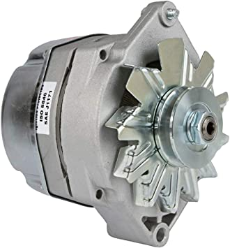volvo 240 alternator wiring amazon com db electrical adr0334 alternator for 105 amp delco  db electrical adr0334 alternator