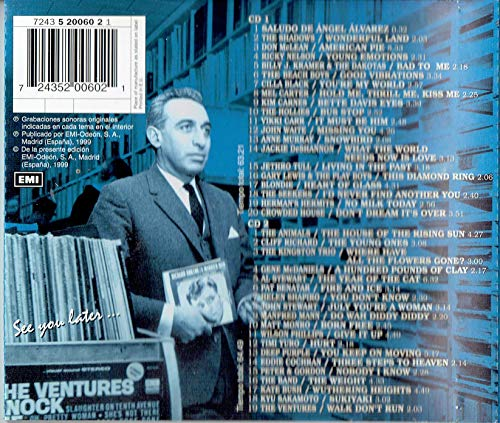 Vuelo 605 compilado Angel Alvarez: The Beach Boys,Jethro Tull: Amazon.es: Música