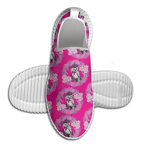 Kestrel Men's Anti-Slip Shoes Mesh Walking Sneaker