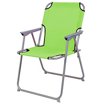 Práctico y bien. Silla de camping silla plegable plástico ...