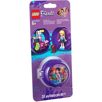 LEGO Friends Stephanie's Pool Pod 853778: Toys & Games