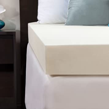 Amazon Com Dreamfinity 4 Memory Foam Topper Various Sizes Queen