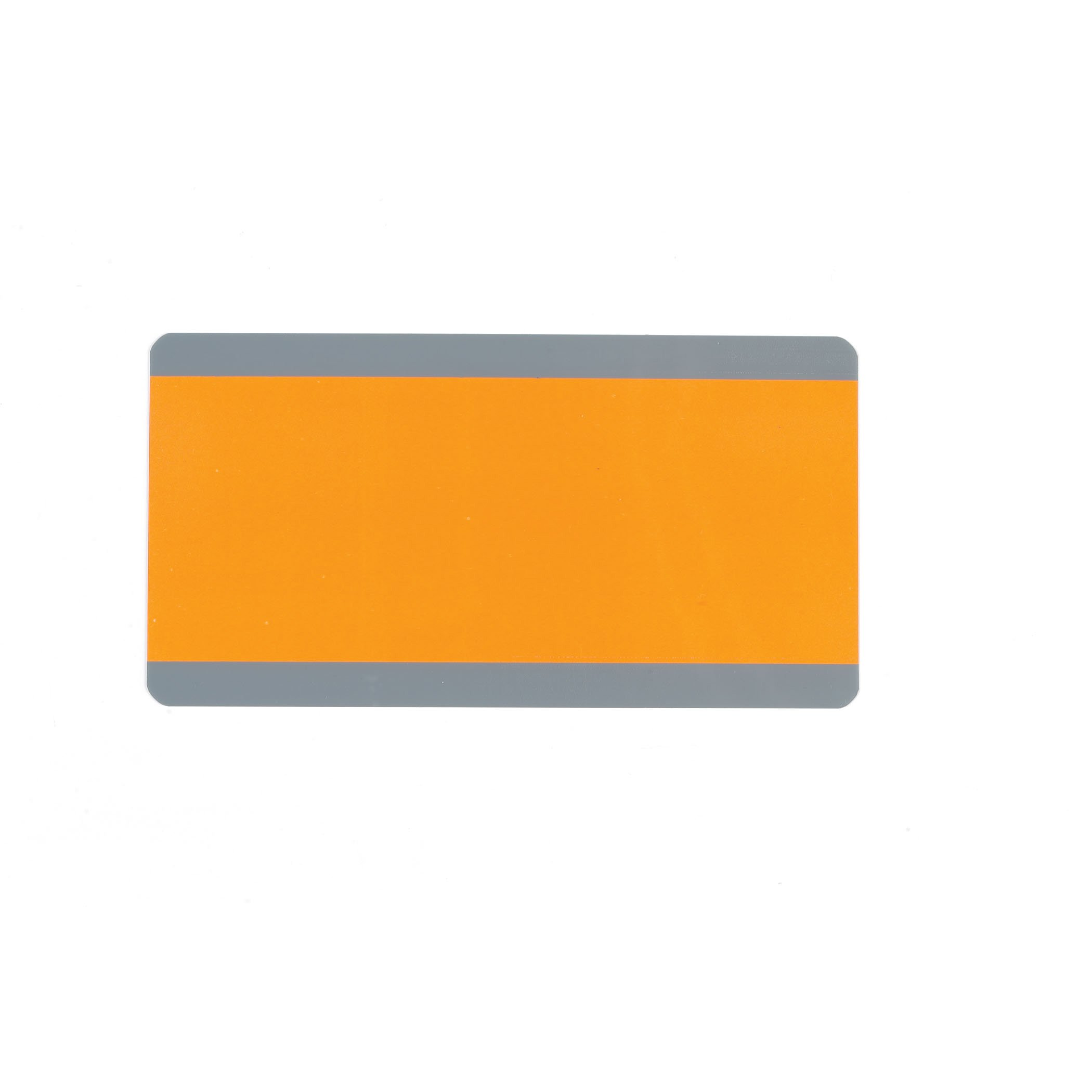 Ashley Productions Big Reading Guide, 3.75'' x 7.25'', Orange, Pack of 12