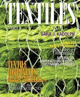 Textiles Basics Fashion Series
