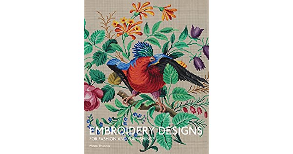 Amazon.com: Embroidery Designs for Fashion and Furnishings ...