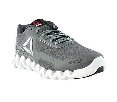 33511cbddbb546 Reebok Men s Zig Evolution Running Shoes - Wide 2E  Amazon.co.uk  Shoes    Bags