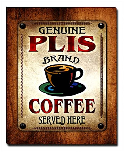(ZuWEE Plis Family Coffee Gallery Wrapped Canvas Print)