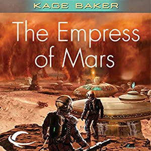 The Empress of Mars Audiobook