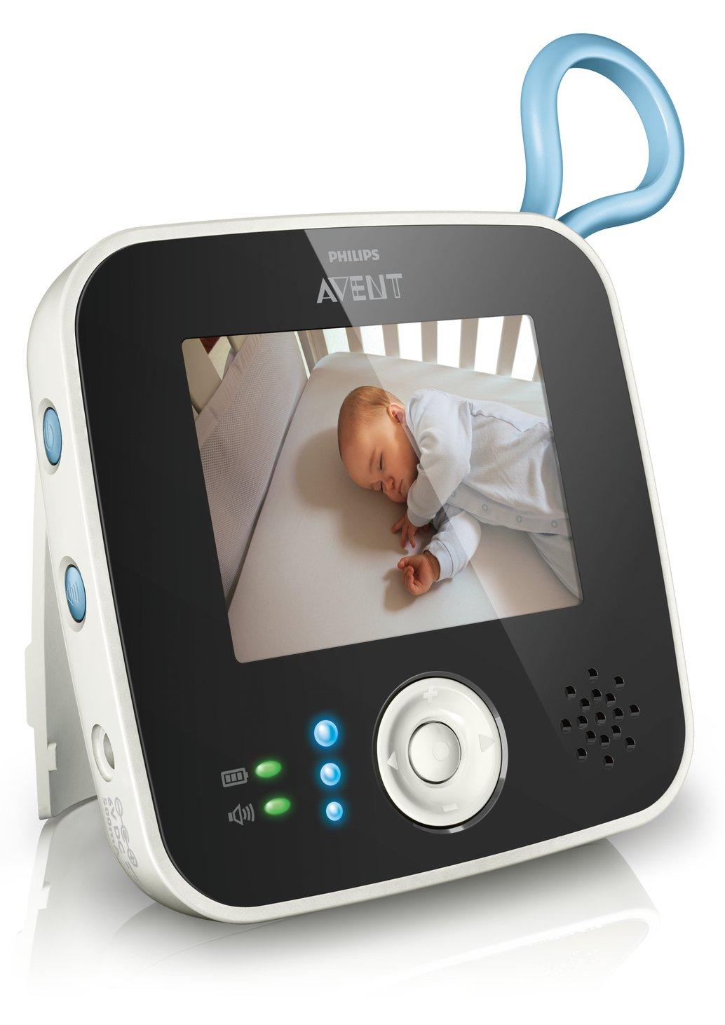 Philips - Camara Vigilancia Scd609, Para Bebes, Adicional Para Video Monitor Con Camara: Amazon.es: Bebé