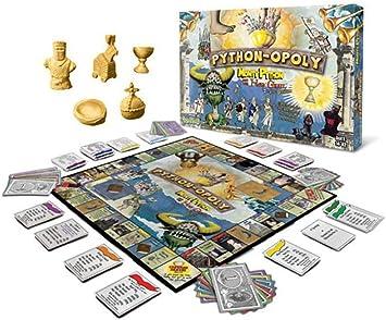 Monopoly Monty Python (ingles): Amazon.es: Juguetes y juegos