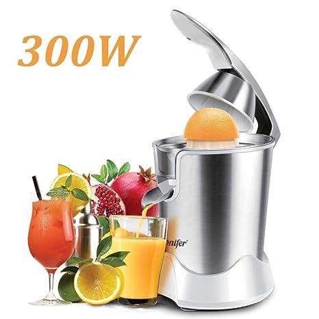 Exprimidor Acero Inoxidable Naranja 160W Exprimidor ...